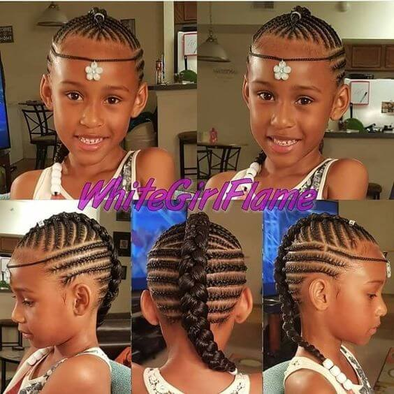 Popular Hairstyles In Jamaica: Jamaican Hairstyles For School