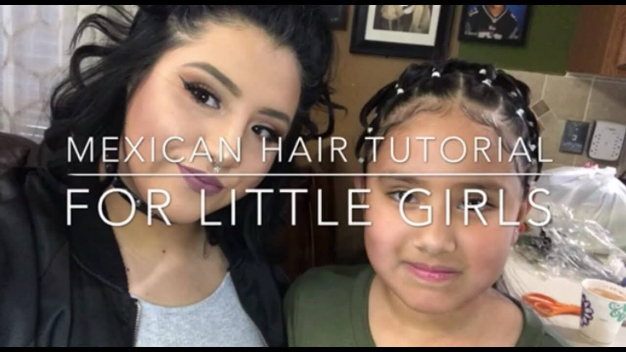 Mexican Little Girl Hairstyles - Jamaican Hairstyles Blog