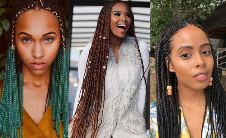 Jamaican Braids With Beads Jamaican Hairstyles Blog