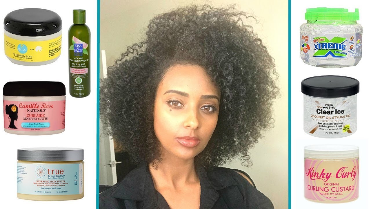 Best Holding Gel For Natural Hair Jamaican Hairstyles Blog